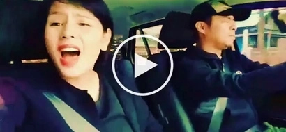Narindi na! Chito Miranda gets upset with Neri Naig's singing voice during their road trip