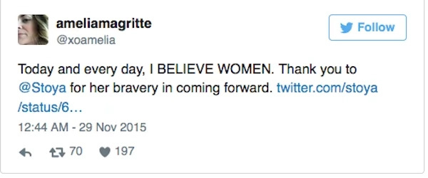Woman Was Raped When She Tweeted And This Site Had The Perfect Response