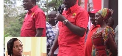 Matha Karua amuahidi Uhuru ushindi katika uchaguzi wa Agosti 8