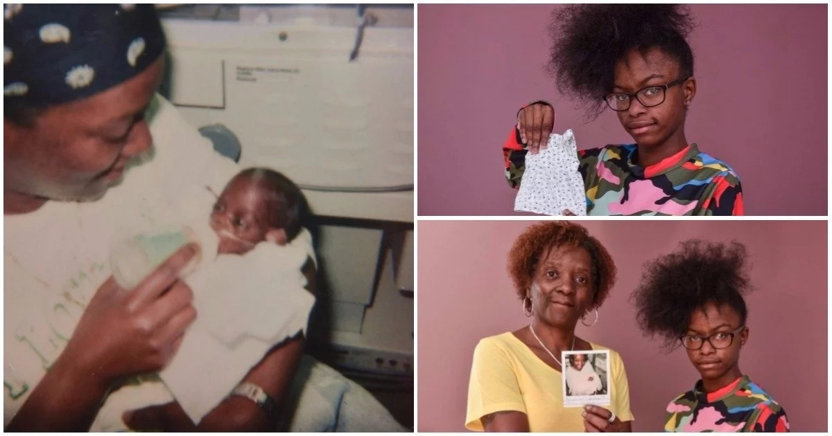 Amazing! Baby who had only 1 percent chance to live is now a teenager (photos)