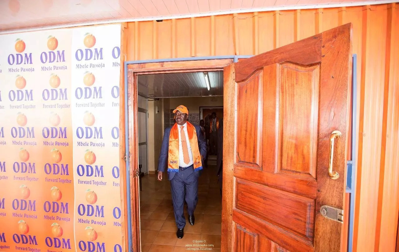 ODM sets team to investigate why it flopped in 2017 elections
