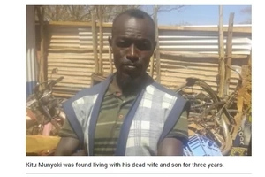 The horrendous tale of a Kitui man who eats human intestines, cats, dogs and snakes