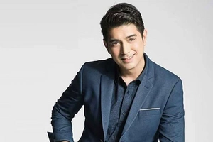 Family man: For the first time ever, Ian Veneracion opens up on his private family life, shares 'love story' with wife Pam