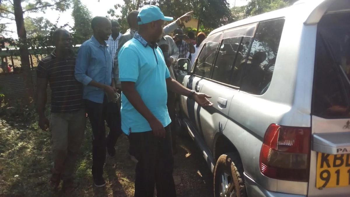 ODM MP Junet Mohammed arrested in Homa Bay