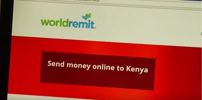 How to send money to Kenya from abroad through world remit