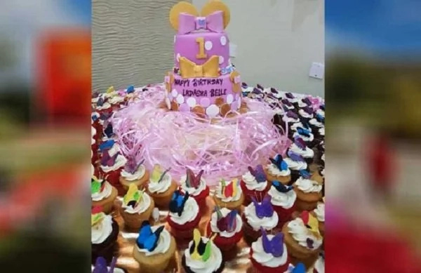 Size 8 and Dj Mo's daughter lavish birthday celebration