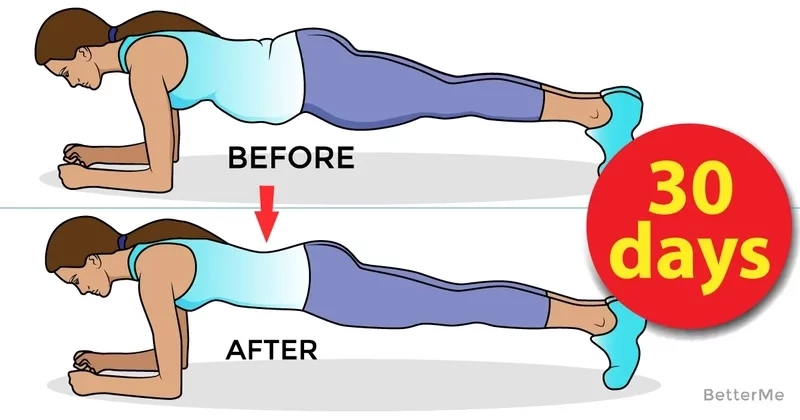 5 minutes exercises to melt fat from belly and hips