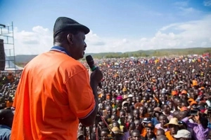 Raila speaks on endorsing someone else to face off with Uhuru in 2017