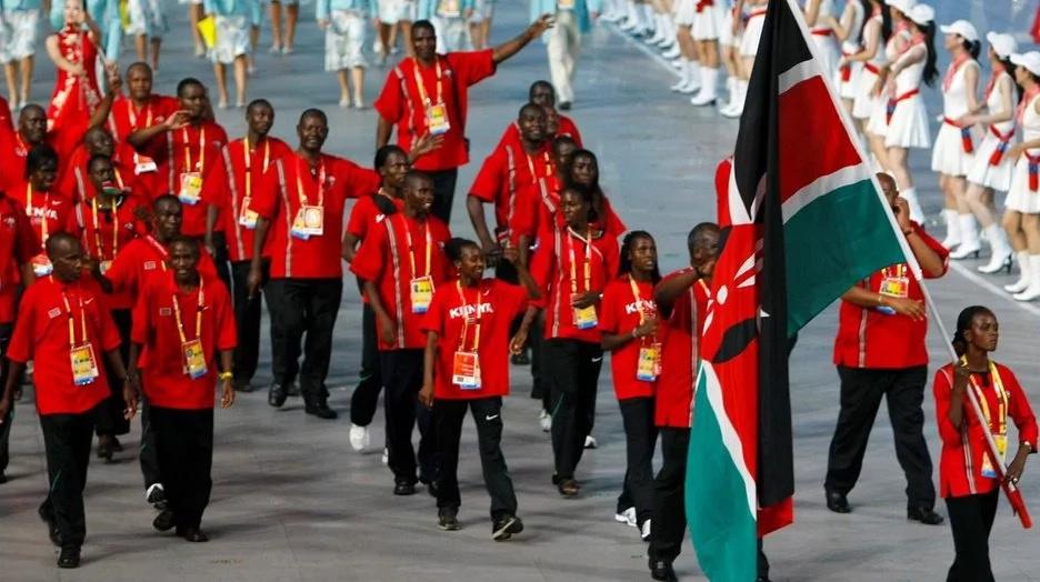Mwanariadha kutoka Kenya aanguka katika hatua ya mwisho