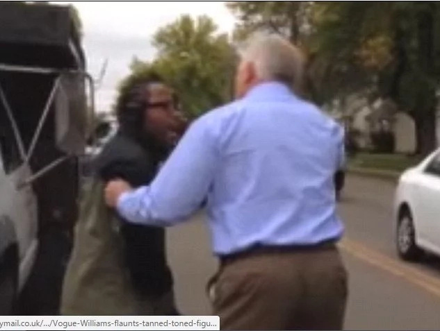Black Minnesota Man Is Arrested For WALKING In The Street