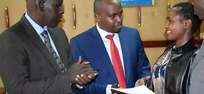 Kalenjin musician who composed victory songs for Jubilee Party sponsored back to secondary school