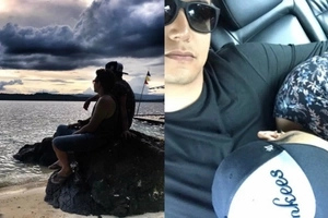 Paolo Ballesteros goes on a vacation trip in Oriental Mindoro with his rumored boyfriend