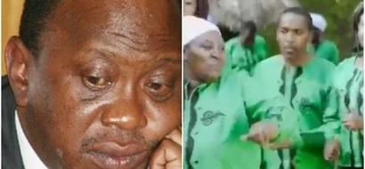 Why this UhuRuto campaign song has sharply divided Central Kenya(video)