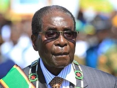 President Robert Mugabe's appointment as 'Goodwill ambassador' revoked following widespread backlash