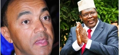 Miguna hates me because I refused to give him money- Peter Kenneth makes startling revelation about 'BROKE' rival