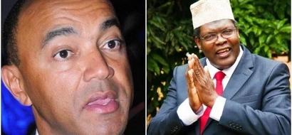 Peter Kenneth afichua SIRI za aliyekuwa msaidizi wa Raila Odinga