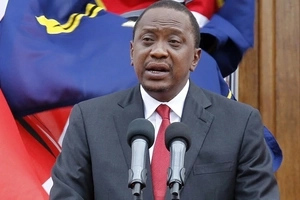 Revealed: This is the secure, expensive phone that Uhuru Kenyatta uses (photos)