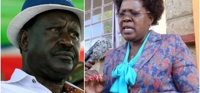 Murang'a leaders slam Raila Odinga for refusing to acknowledge Uhuru Kenyatta's victory