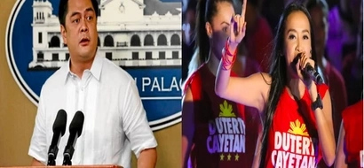 Opinyon niya yon! Andanar calms outraged media after Mocha Uson's calls them 'presstitutes'