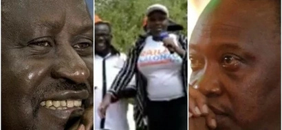 Meru is NASA and Jubilee is the devil! – Meru Woman sensationally endorses Raila (Video)
