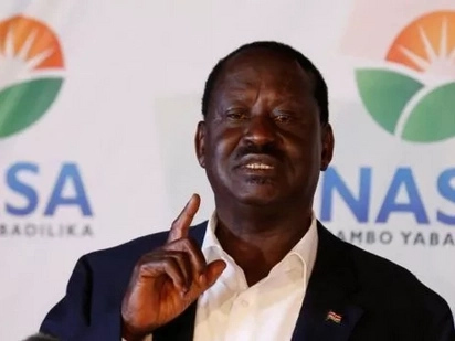 Govt speaks on NASA's plan to swear in Raila as president