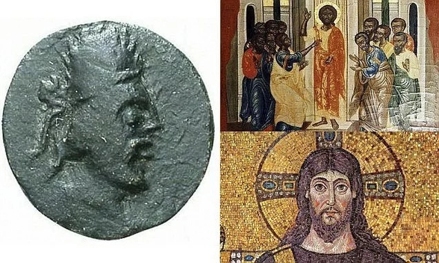 Historians finally agree on how Jesus Christ looked like after over 2100-year-old coin is found (photos, video)