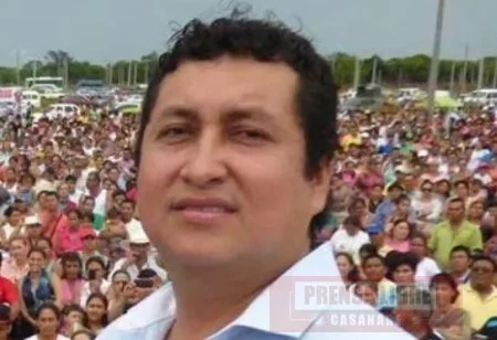 Alcalde del municipio de Yopal (Casanare) es detenido por tercera vez