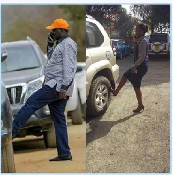 Have you taken the Raila Odinga Challenge?