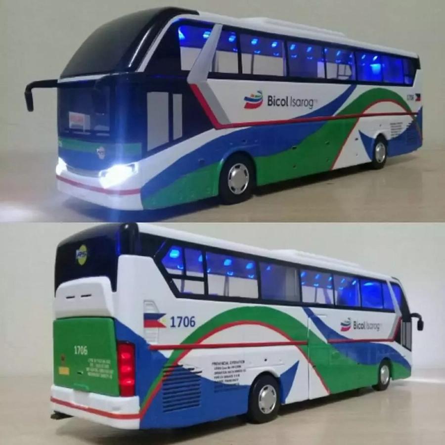 Ang sarap naman sumakay diyan! This bus with large beds wows travelers going to Bicol