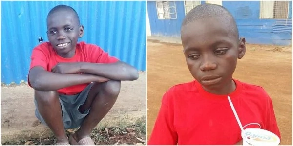 Street boy gets ADOPTED after crying and praying for woman surviving on oxygen tank