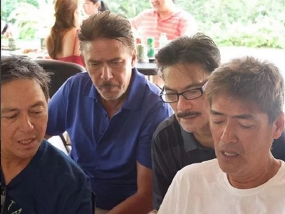 Vic Sotto and brothers playing like kids will make you LOL