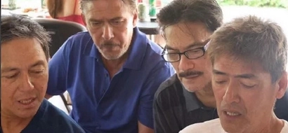 """Vic Sotto and brothers reunion in Holy Week and chant """"Pabasa"""""""