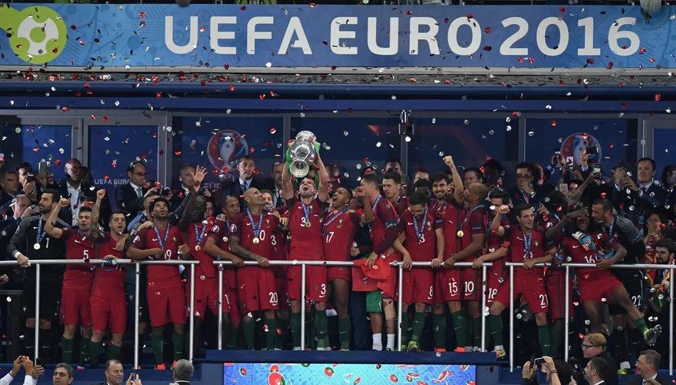 Portugal se metió en la historia