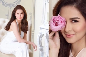 Phenomenal! Stunning Marian Rivera named as among the most beautiful Asian women in the world by Esquire Indonesia