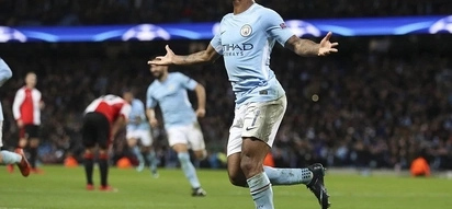 Man City cements their top position in Group F as Sterling grabs a late winner against Feyenoord