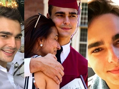 More than just a HANDSOME face. 7 reasons to fall in love with Cherie Gil's drop-dead gorgeous son