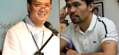 Bishop tells Pacquiao not to use the Bible to support the DEATH PENALTY