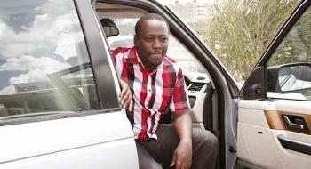 Police Recover Pastor Kanyari's Stolen  Range Rover