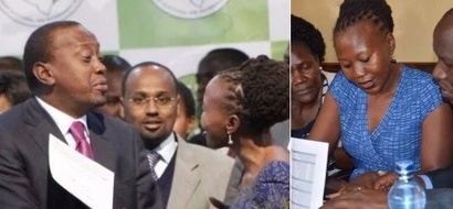 IEBC commissioner blocked and removed from plane shortly before takeoff