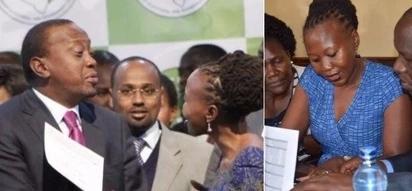 Roselyne Akombe afichua kuhusu mkutano wa siri alioufanya na kiongozi wa Jubilee