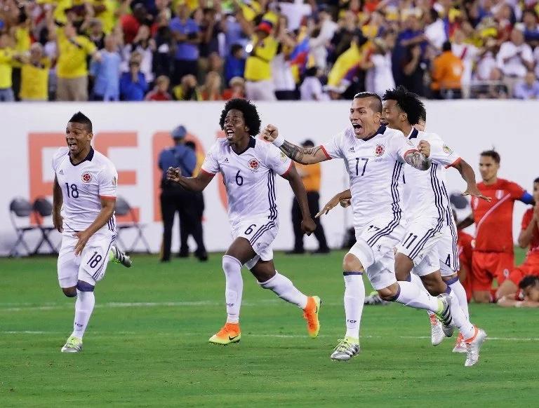 Selección Colombia ya hace historia