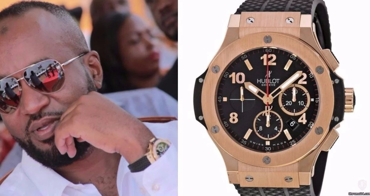 Uhuru Kenyatta aside, this is the KSh 1.7 million wrist watch that Hassan Joho wears