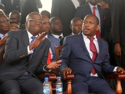 I'm not bothered by Igathe's resignation-Sonko