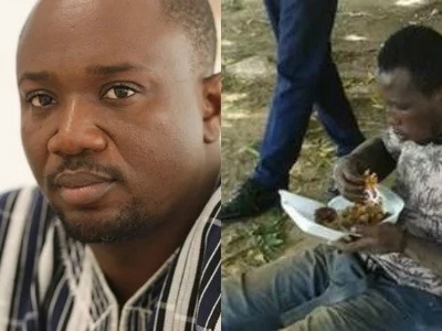 Meet this good samaritan who helps young man who everyone rejected as a drunk from starvation
