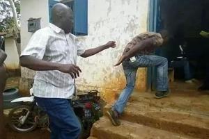 Mbunge wa ODM Midiwo ajitetea baada ya kudaiwa kushambulia wapigakura (picha)