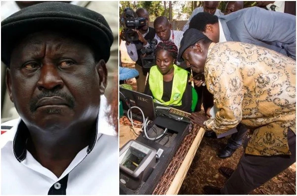 Open letter to Raila Odinga: Stop messing around with the REFEREE