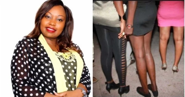 Image result for Nominated Jubilee senator goes ham on Nairobi MCAs,asks them to legalize prostitution Read more: https://www.tuko.co.ke/259485-nominated-jubilee-senator-ham-nairobi-mcasasks-legalize-prostitution.html#259485