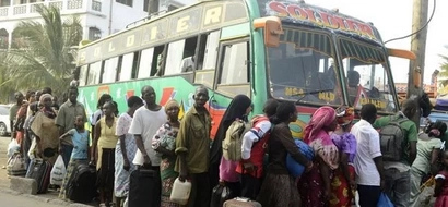 Buses Suspended Over Alleged Al Shabaab Funding Back On The Road