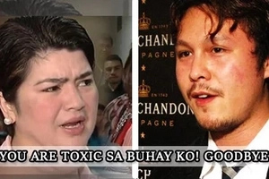 Baron Geisler and Nadia Montenegro argue over unreturned car