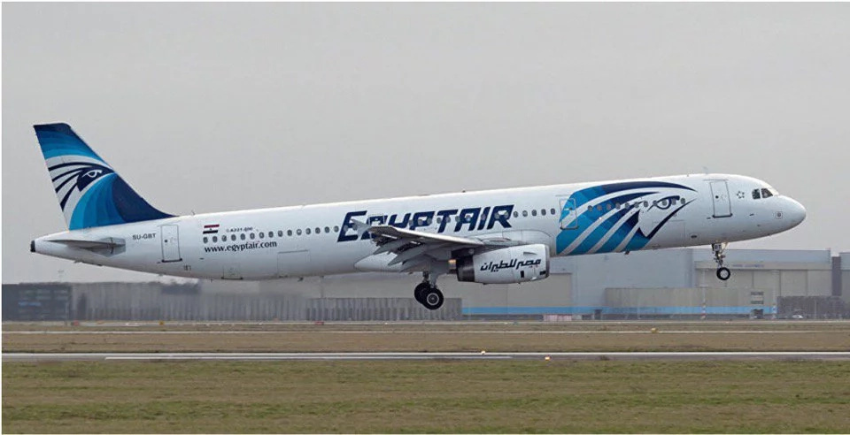 EgyptAir crash: body parts and luggage retrieved